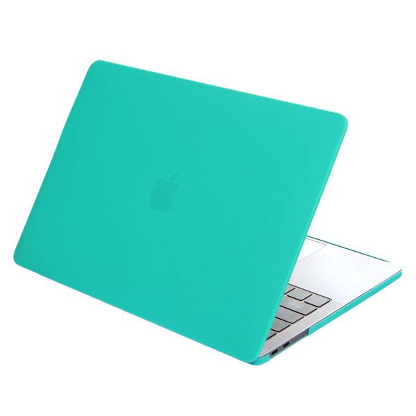Чехол Crystal Case для MacBook Pro 15 Touch Bar мятныйMacBook Pro 15<br>Crystal Case — ультратонкая, лёгкая, полупрозрачная защита для вашего лэптопа.<br><br>Цвет: Мятный<br>Материал: Поликарбонат