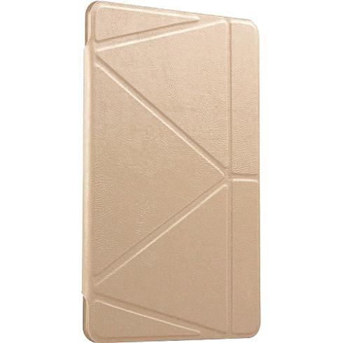Чехол Gurdini Flip Cover для iPad mini 4 бежевыйЧехлы для iPad mini 4<br>Чехол Gurdini для iPad mini 4 бежевый<br><br>Цвет товара: Бежевый<br>Материал: Искусственная кожа, пластик
