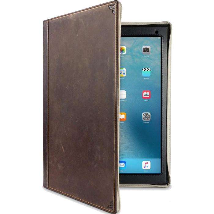 Чехол Twelve South BookBook для iPad Pro 12,9 коричневыйЧехлы для iPad Pro 12.9<br>TwelveSouth BookBook готов поразить вас в самое сердце.<br><br>Цвет товара: Коричневый<br>Материал: Натуральная кожа, текстиль