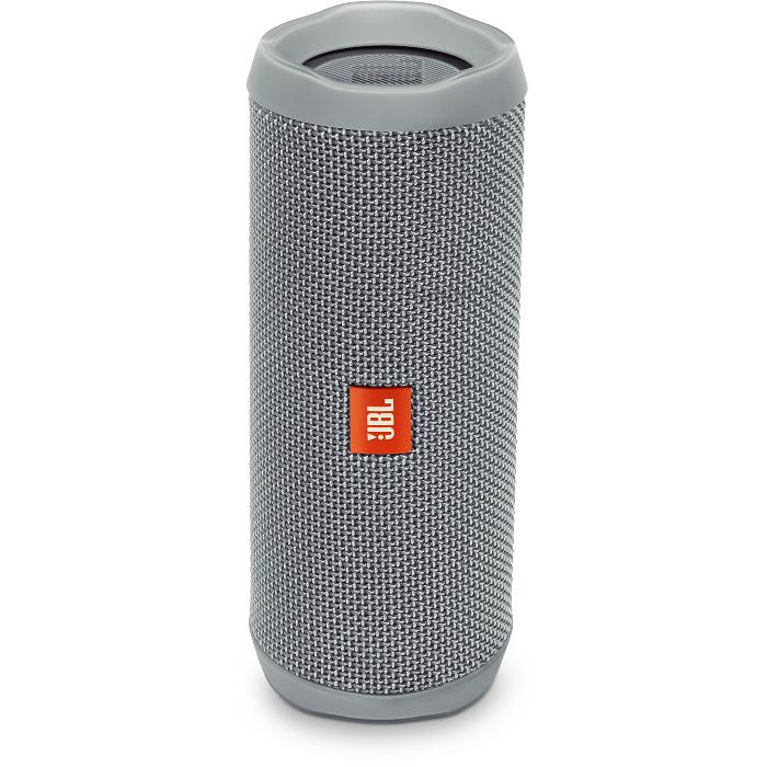 Портативная акустическая система JBL Flip 4 серая