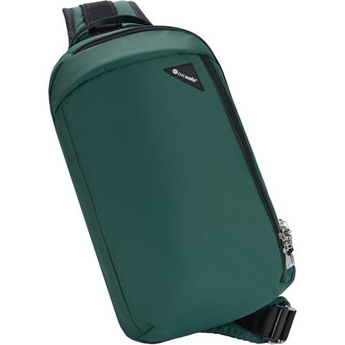 Сумка PacSafe Vibe 325 (Forest/Лес) зелёнаяСумки и аксессуары для путешествий<br>Сумка Pacsafe Vibe 325 обеспечит максимальную защиту для ваших вещей!<br><br>Цвет товара: Зелёный<br>Материал: Текстиль, нержавеющая сталь, пластик