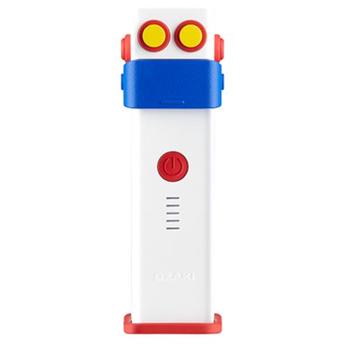 Дополнительный аккумулятор Ozaki O!tool Battery-D26 2600 мАч белыйВнешние аккумуляторы<br>Компактный и мощный аккумулятор Ozaki O!tool Battery-D26 для зарядки Ваших устройств.<br><br>Цвет товара: Белый<br>Материал: Пластик