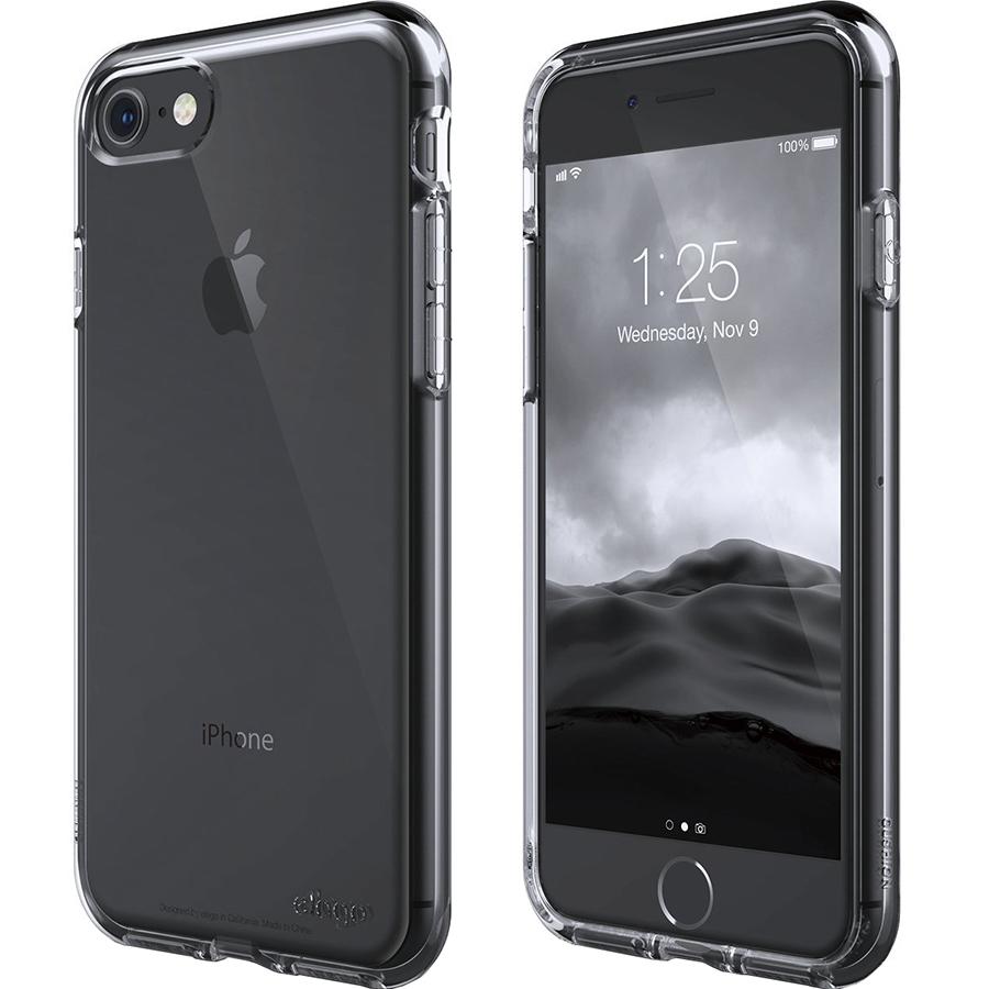 Чехол Elago Cushion Hard TPU для iPhone 7 / 8 прозрачныйЧехлы для iPhone 7<br>Elago Cushion Hard TPU сделает ваш смартфон ещё более стильным и современным!<br><br>Цвет: Прозрачный<br>Материал: Полиуретан