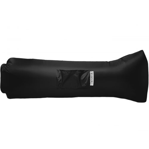 Надувной диван Биван 2.0 чёрныйКемпинговая мебель<br>Биван 2.0 — новая версия легендарного надувного дивана!<br><br>Цвет товара: Чёрный<br>Материал: Ткань с водоотталкивающей пропиткой, парашютный шёлк