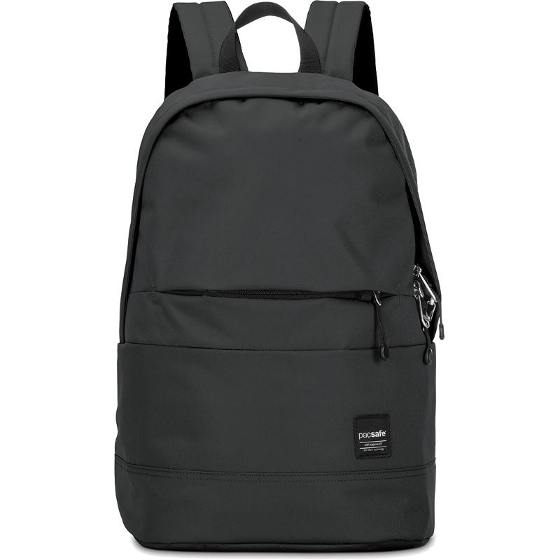 Рюкзак PacSafe Slingsafe LX 300 чёрныйРюкзаки<br>Pacsafe Slingsafe LX300 один из самых компактных и лаконичных рюкзаков, объёмом в 20 литров.<br><br>Цвет товара: Чёрный<br>Материал: Полиэстер