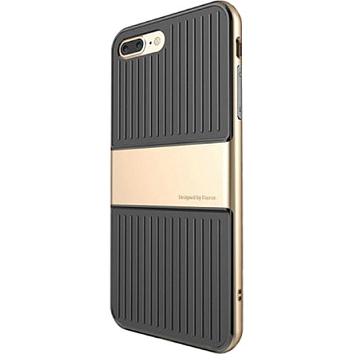 Чехол Baseus Travel Case для iPhone 7 Plus золотистый
