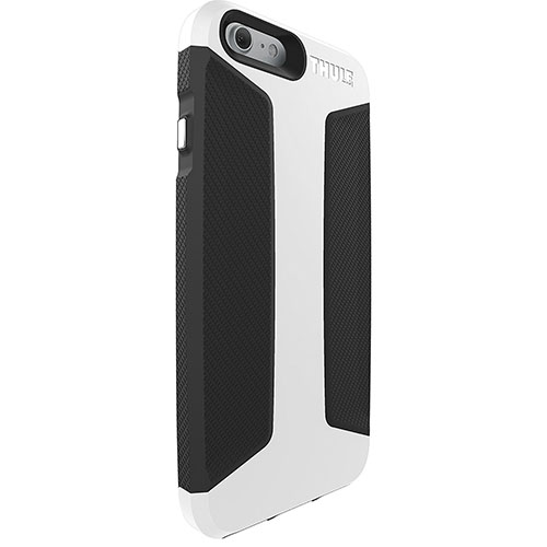 Чехол Thule Atmos X3 для iPhone 7 (Айфон 7) белый/тёмно-серыйЧехлы для iPhone 7<br>Чехол Thule Atmos X3 для iPhone 7 (Айфон 7) белый/тёмно-серый<br><br>Цвет товара: Белый