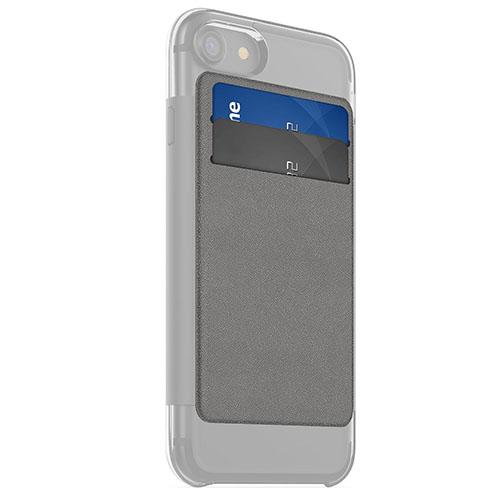 Дополнение дл чехла Mophie Hold Force Wallet дл iPhone 7 (Айфон 7) сероеЧехлы дл iPhone 7<br>Накладка Mophie Hold Force Folio дл чехла Mophie Base Case дл iPhone 7<br><br>Цвет товара: Серый