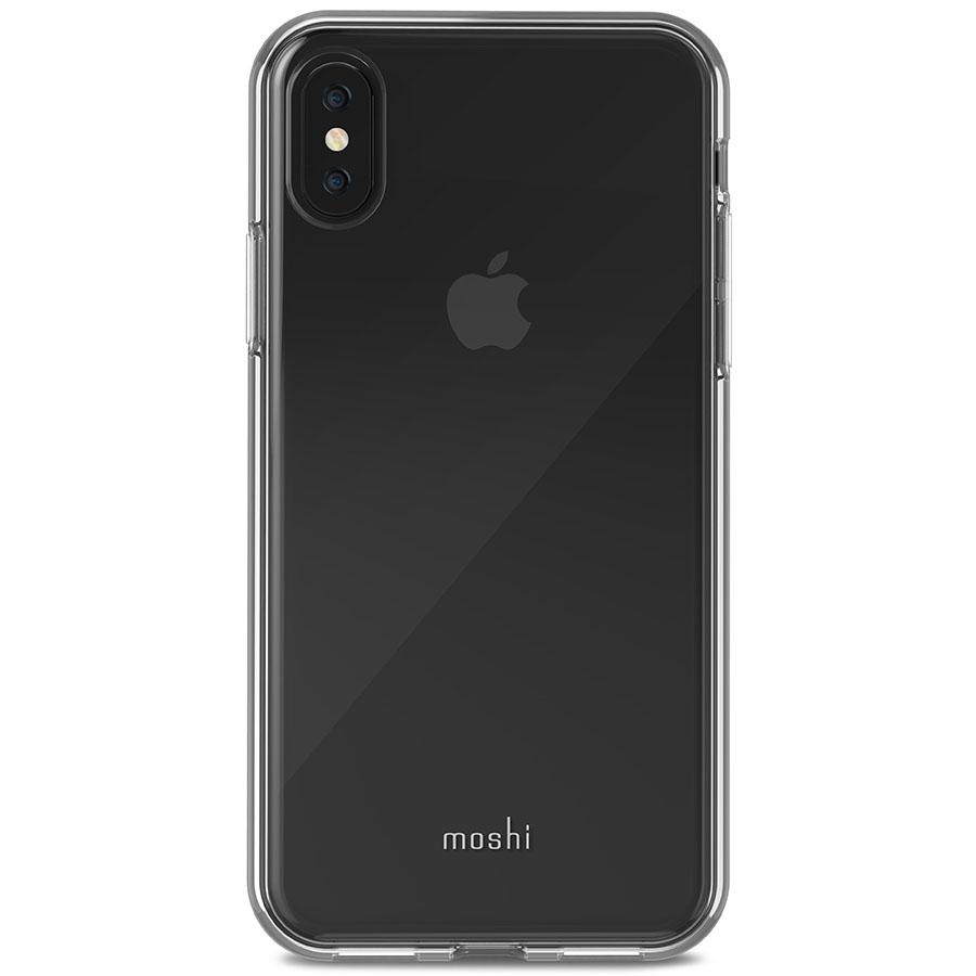 Чехол Moshi Vitros для iPhone X прозрачный (Crystal Clear)Чехлы для iPhone X<br>Moshi Vitros выполнен в минималистском стиле и ничуть не скрывает дизайн iPhone.<br><br>Цвет товара: Прозрачный<br>Материал: Поликарбонат, полиуретан