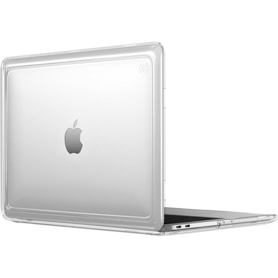 Чехол Speck Presidio Clear для MacBook Pro 13 2016 (с и без Touch Bar) прозрачныйЧехлы для MacBook Pro 13 Retina<br>Speck Presidio Clear — это полупрозрачный чехол из прочного поликарбоната для MacBook 2016 года. Это целых 4 уровня защиты для вашего любимого лэптопа.<br><br>Цвет товара: Прозрачный<br>Материал: Поликарбонат