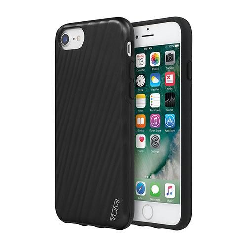 Чехол Tumi 19 Degree Case для iPhone 7 чёрный матовыйЧехлы для iPhone 7<br>Tumi 19 Degree Case для iPhone 7 - это высококачественная защитная панель.<br><br>Цвет товара: Чёрный