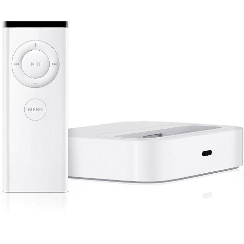 Док-станция Universal Dock для iPhone и iPod белаяДокстанции/подставки<br>Универсальная док-станция для вашего iPhone или iPod.<br><br>Цвет товара: Белый<br>Материал: Пластик