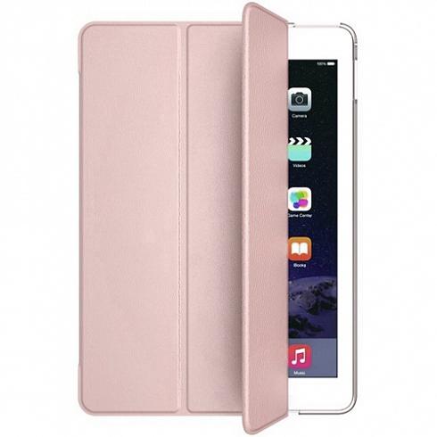 Чехол YablukCase для iPad Pro 9,7 светло-розовыйЧехлы для iPad Pro 9.7<br>Чехлы YablukCase изготавливаются из высококачественных материалов европейского производства.<br><br>Цвет товара: Розовый<br>Материал: Эко-кожа, пластик