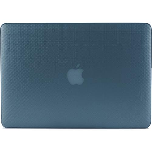 Чехол Incase Hardshell Dots для MacBook Air 13 синий Deep SeaMacBook<br>Чехол-накладка Incase Hardshell Dots создан для тех, кто предпочитает минималистичный дизайн, но при этом высокий уровень безопасности для любимого...<br><br>Цвет: Синий<br>Материал: Поликарбонат