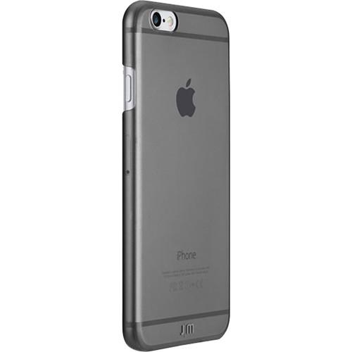 Чехол-накладка Just Mobile TENC для iPhone 6/6s Plus матовый чёрный