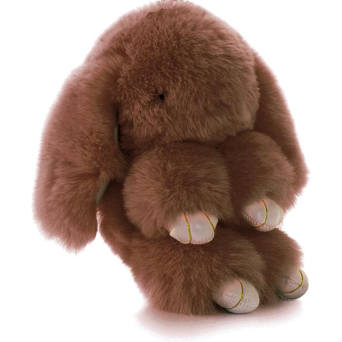 Внешний аккумулятор Suyu Rabbit Rex PowerBank 7200 мАч коричневыйДополнительные и внешние аккумуляторы<br>Suyu Rabbit Rex PowerBank - самый милый и необычный внешний аккумулятор!<br><br>Цвет товара: Коричневый<br>Материал: Искусственный мех, текстиль, пластик