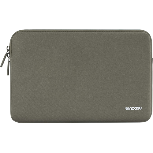 Чехол Incase Classic Sleeve для MacBook 15 зеленый антрацитЧехлы для MacBook Pro 15 Old (до 2012г)<br>Компания Incase знает, как сохранить в целости и сохранности Ваш MacBook! Чехлы из серии Classic Sleeve разрабатывались компанией Incase специально для ноу...<br><br>Цвет товара: Зелёный<br>Материал: Ariaprene®