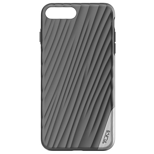 Чехол Tumi 19 Degree Case для iPhone 7 Plus стальной