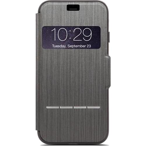 Чехол Moshi SenseCover для iPhone 7 чёрный