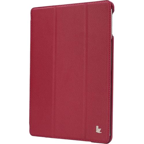 Чехол Jison SMART CASE для iPad Air / iPad Air 2 розовыйЧехлы для iPad Air<br>Чехол Jison SMART CASE - это чистые линии и высокая функциональность, простота и технологичность, элегантность и универсальный дизайн.<br><br>Цвет товара: Розовый<br>Материал: Кожа, поликарбонат