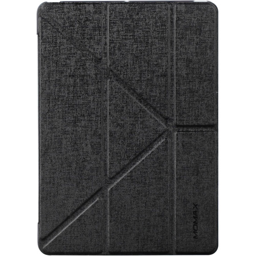 Чехол Momax Flip Cover для iPad (2017) чёрный