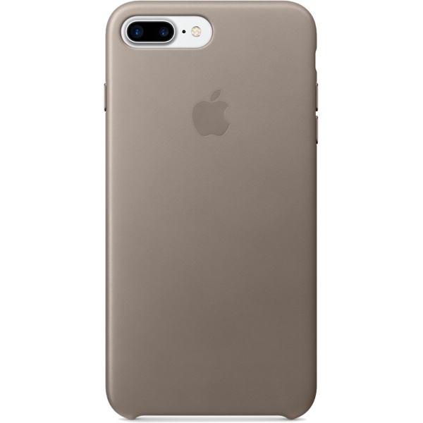 Кожаный чехол Apple Case для iPhone 7 Plus (Айфон 7 Плюс) платиново-серыйЧехлы для iPhone 7 Plus<br>Кожаный чехол Apple Case для iPhone 7 Plus (Айфон 7 Плюс) платиново-серый<br><br>Цвет товара: Серый<br>Материал: Натуральная кожа