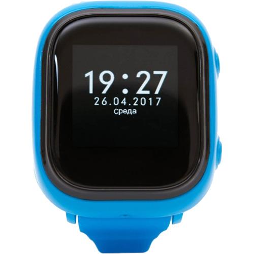 Умные часы-телефон Enjoy the Best (EnBe) Children Watch с функцией GPS-трекера синиеУмные часы<br>Если вы заботитесь о безопасности детей и хотите всегда быть с ними на связи, часы Enjoy the Best станут для вас незаменимым помощником!<br><br>Цвет: Синий<br>Материал: Силикон, пластик