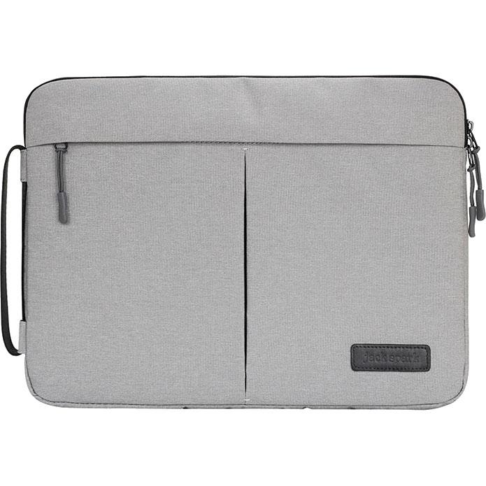 Чехол Jack Spark Tissue Series для MacBook 15 серыйЧехлы для MacBook Pro 15 Old<br>Jack Spark Tissue Series будет смотреться уместно в любой обстановке.<br><br>Цвет товара: Серый<br>Материал: Полиэстер