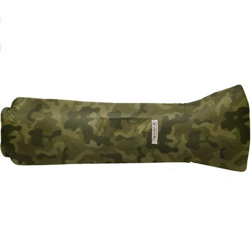 Надувной диван Биван 2.0 хакиКемпинговая мебель<br>Биван 2.0 — новая версия легендарного надувного дивана!<br><br>Цвет товара: Зелёный<br>Материал: Ткань с водоотталкивающей пропиткой, парашютный шёлк