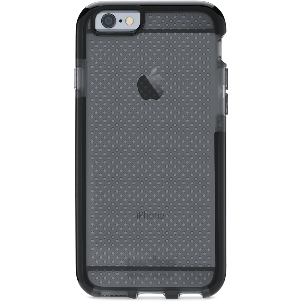 Чехол Tech21 Evo Check Case для iPhone 6/6s дымный/чёрный