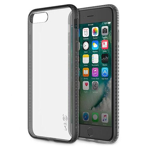 Чехол LAB.C Mix&amp;Match Clear Case для iPhone 7 Plus чёрныйЧехлы для iPhone 7 Plus<br>Чехол LAB.C Mix&amp;Match Clear Case для iPhone 7 Plus чёрный<br><br>Цвет товара: Чёрный