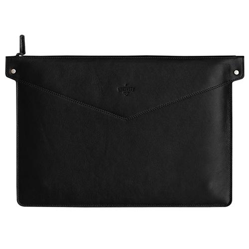 Сумка Handwers Bering для MacBook 11 чёрнаяЧехлы для MacBook Air 11<br>Сумка Handwers Bering для ноутбуков 11 Черная<br><br>Цвет товара: Чёрный<br>Материал: Натуральная кожа, фетр