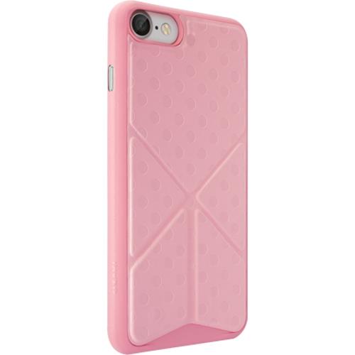 Чехол Ozaki O!coat 0.3+Totem Versatile для iPhone 7 (Айфон 7) розовый