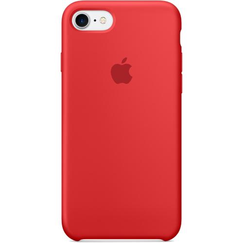Силиконовый чехол Apple Case для iPhone 7 (Айфон 7) красный (PRODUCT)REDЧехлы для iPhone 7/7 Plus<br>Силиконовый чехол Apple Case для iPhone 7 (Айфон 7) красный (PRODUCT)RED<br><br>Цвет товара: Красный<br>Материал: Силикон