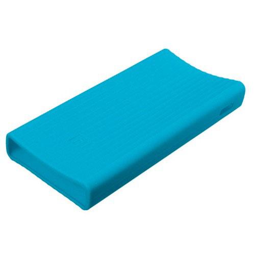 Силиконовый чехол Xiaomi Silicone Protector Sleeve для аккумулятора Mi Power Bank 2 (20000 мАч) голубойВнешние аккумуляторы<br>Xiaomi Silicone Protector Sleeve — защита и украшение для вашего аккумулятора!<br><br>Цвет товара: Голубой<br>Материал: Силикон