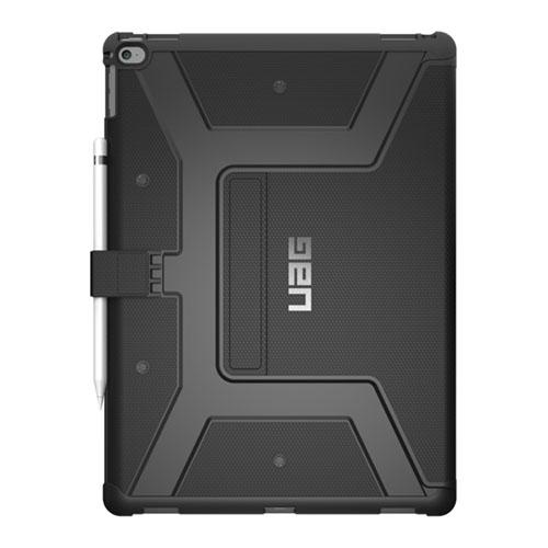 Чехол UAG Metropolis Case для iPad Pro 12.9 чёрныйЧехлы для iPad Pro 12.9<br>UAG Metropolis Case обладает всеми современными и необходимыми функциями.<br><br>Цвет товара: Чёрный<br>Материал: Композитный пластик, силикон