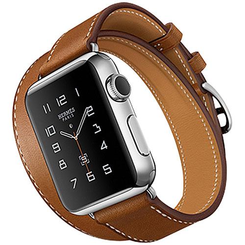 Набор ремешков 3 в 1 Rock Geniune Leather Watch Strap Set для Apple Watch 42 мм коричневыхРемешки для Apple Watch<br>Ремешки 3 в 1 Rock Geniune Leather Watch Strap Set для Apple Watch 42mm - коричневые<br><br>Цвет товара: Коричневый<br>Материал: Натуральная кожа, нержавеющая сталь