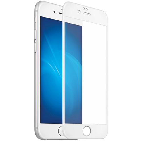 Защитное стекло Red Line Full Screen 3D для iPhone 7 белая рамкаСтекла/Пленки на смартфоны<br>Red Line Full Screen — максимальная защита для Вашего iPhone 7.<br><br>Цвет товара: Белый<br>Материал: Стекло