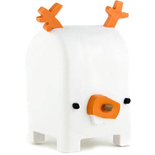 Игрушка-почтальон Toymail Buck ОленьЖивотные<br>Toymail поможет всегда оставаться на связи со своим ребенком.<br><br>Цвет товара: Белый<br>Материал: Пластик