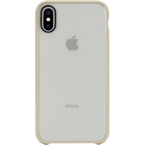 Чехол Incase Pop Case для iPhone X прозрачный/золотойЧехлы для iPhone X<br>Incase Pop Case — один из самых тонких, надёжных и привлекательных чехлов для вашего любимого iPhone X!<br><br>Цвет: Золотой<br>Материал: Поликарбонат, термопластичный полиуретан