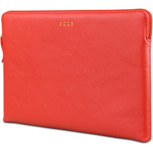 Чехол Dbramante1928 MODE. Paris для MacBook Air 13 красныйЧехлы для MacBook Air 13<br>Новая серия аксессуаров MODE. совмещает в себе элегантность и благородную цветовую гамму.<br><br>Цвет товара: Красный<br>Материал: Сафьяновая кожа