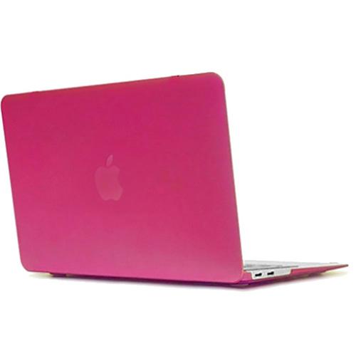 Чехол Crystal Case для MacBook Pro 13 Touch Bar малиновыйMacBook Pro 13<br>Crystal Case — ультратонкая, лёгкая и стильная защита для вашего любимого лэптопа!<br><br>Цвет: Розовый<br>Материал: Поликарбонат