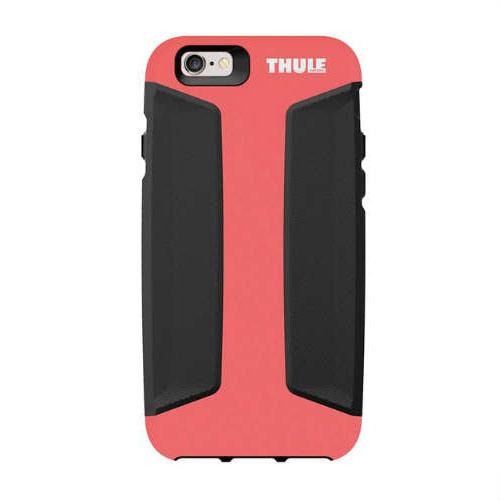 Чехол Thule Atmos X4 для iPhone 6 (4,7) красный/чёрныйЧехлы для iPhone 6/6s<br>Чехол Thule Atmos X4 для iPhone 6 (4,7) красный/чёрный<br><br>Материал: Пластик