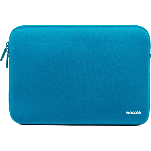 Чехол Incase Neoprene Classic Sleeve дл MacBook 15 голубойЧехлы дл MacBook Pro 15 Old (до 2012г)<br>Чехол Incase Neoprene Classic Sleeve дл MacBook 15  - бирзовый<br><br>Цвет товара: Голубой<br>Материал: Неопрен, флис
