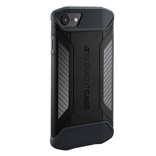 Чехол Element Case CFX для iPhone 7 чёрныйЧехлы для iPhone 7<br>Element Case CFX будет качественно выделять ваш iPhone 7!<br><br>Цвет товара: Чёрный