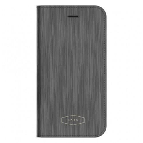 Чехол LAB.C Smart Wallet 2 in 1 для iPhone 7 чёрныйЧехлы для iPhone 7<br><br><br>Цвет товара: Чёрный<br>Материал: Искусственная кожа, полиуретан, поликарбонат