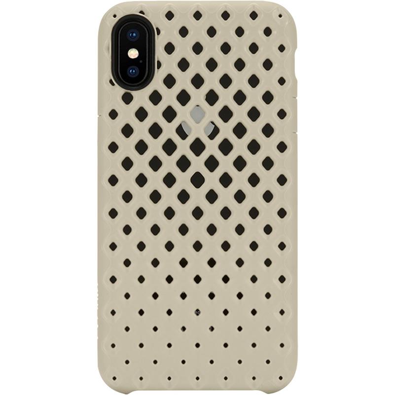 Чехол Incase Lite Case для iPhone X золотойЧехлы для iPhone X<br><br><br>Цвет: Золотой<br>Материал: Поликарбонат, термопластичный полиуретан
