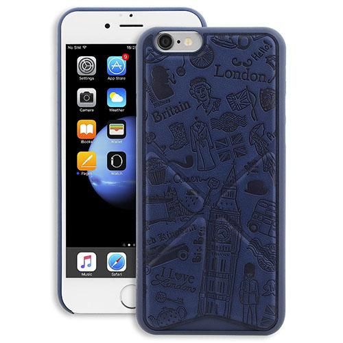 Чехол Ozaki O!coat 0.3 Travel Versatile для iPhone 6/6s ЛондонЧехлы для iPhone 6/6s<br>Несомненный хит Ozaki — минималистичный и уникальный чехол O!coat 0.3 Travel Versatile!<br><br>Цвет товара: Синий