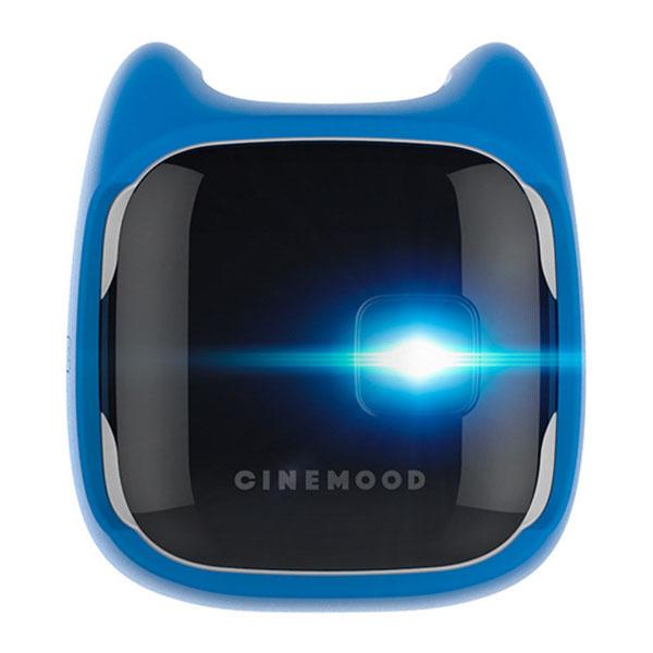 Смарт-чехол для CINEMOOD Storyteller «Котики, вперед!»Аксессуары для проекторов<br>Благодаря смарт-чехлу вы получите доступ к новым сериям любимых мультфильмов!<br><br>Цвет товара: Синий<br>Материал: Пластик