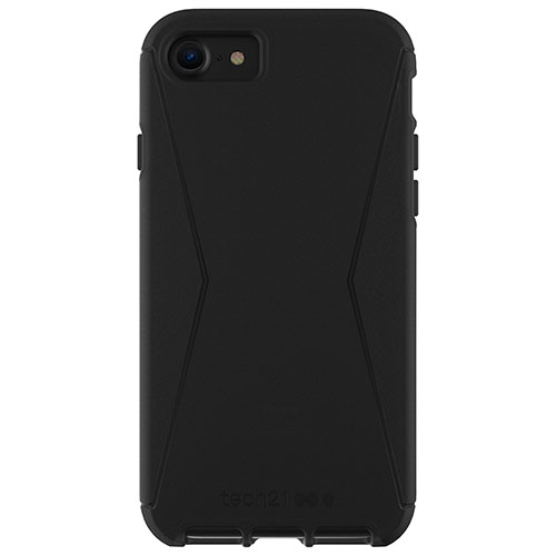 Чехол Tech21 Evo Tactical Case для iPhone 7 чёрный